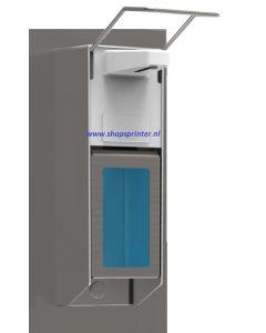 Hygiëne, desinfecteer pomp tegen Corona/Covid19 spender afm 250x100x85 mm