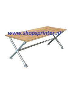 Steigerbuis kruistafel B1400 mm