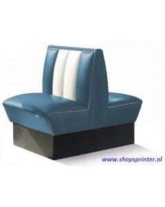 Bel Air Bank blauw/wit