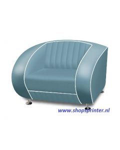 Bel Air Sofa blauw