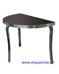 Bel Air Sidetable zwart