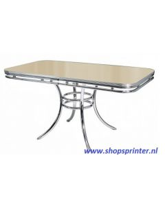 Bel Air Tafel wit