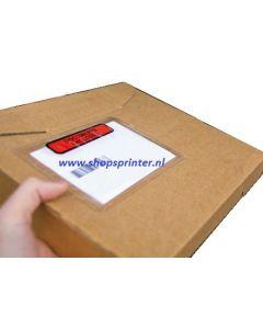 Paklijst enveloppen pak van 100