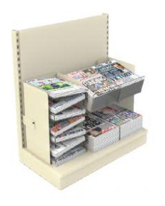 Inhangpakket tbv tijdschriften vv verdelers