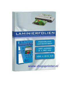 Lamineerhoes doos 100 vel