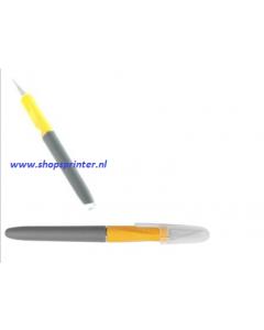 Papiersnijder, scalpelmes in titanium