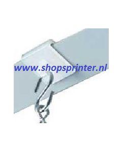 Plafondklem PVC