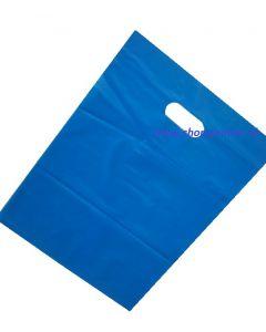 Plastic Tas Blauw