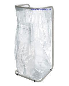 Afvalzak houder grijs