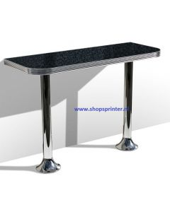 Bel Air Sidetable wand recht zwart