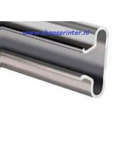 T insert tbv slatwall in aluminium 1200 mm