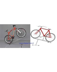 Verhoogde beweegbare Dinamikus fietsdisplay