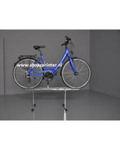 Verhoogde horizontale Dinamikus fietsdisplay 40 cm